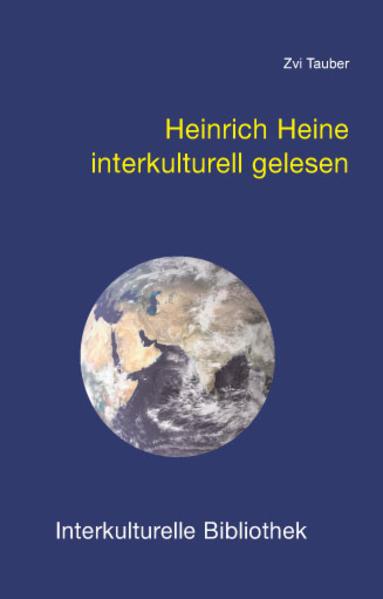 Heinrich Heine interkulturell gelesen - Coverbild