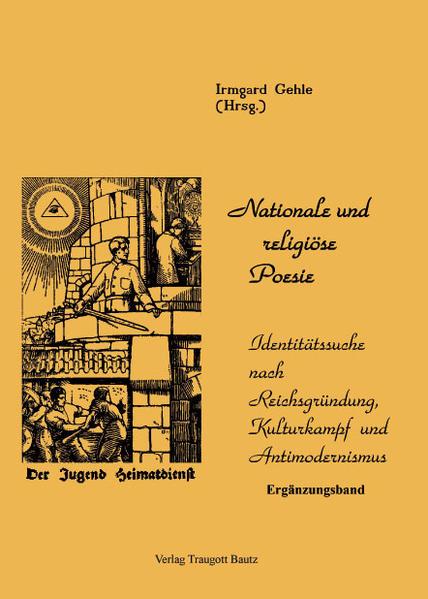 Nationale und religiöse Poesie - Coverbild