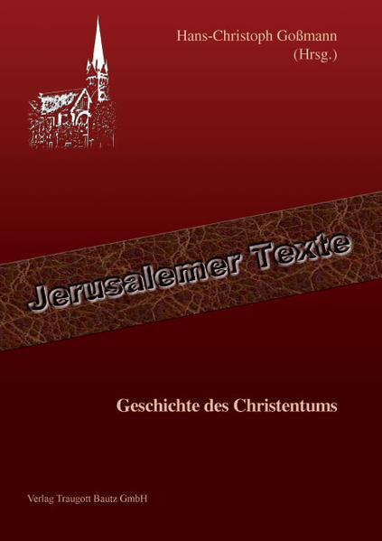 Geschichte des Christentums - Coverbild