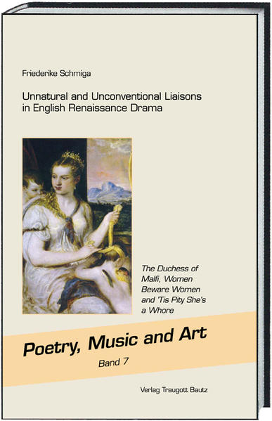 Unnatural and Unconventional Liaisons in English Renaissance Drama - Coverbild