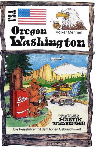 USA /Oregon - Washington - Coverbild
