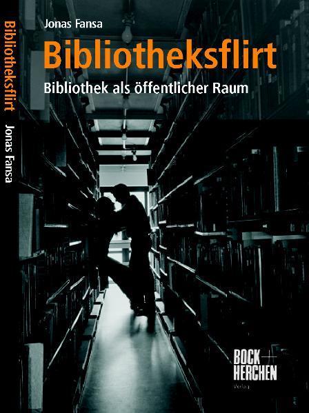Bibliotheksflirt - Coverbild