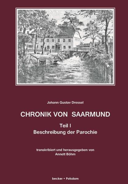 Chronik von Saarmund. - Coverbild
