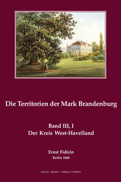 Der Kreis West-Havelland - Coverbild