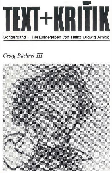 Georg Büchner III - Coverbild