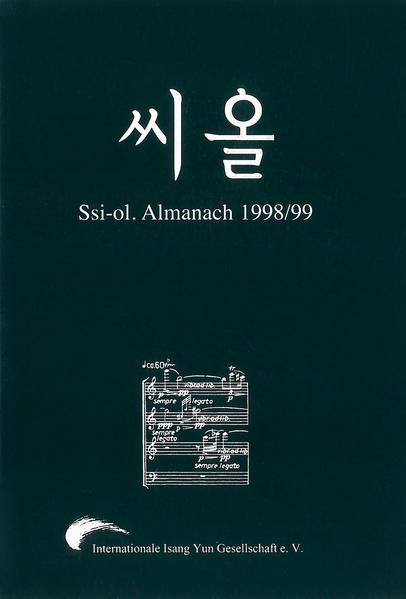Ssi-ol Almanach (1998/99) - Coverbild