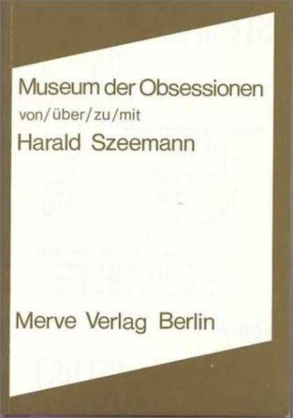 Kostenloser Download Museum der Obsessionen Epub