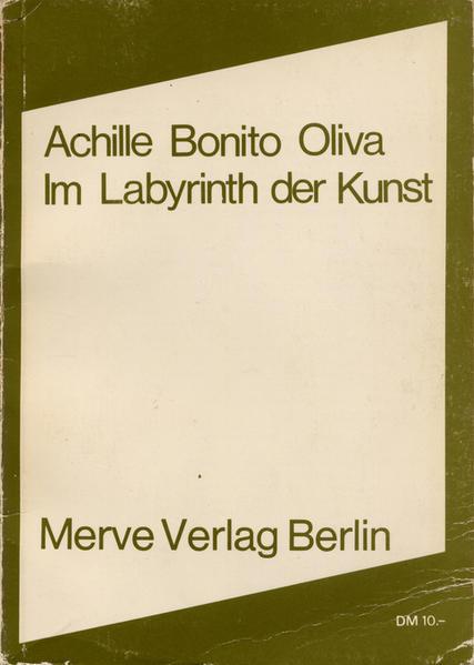 Im Labyrinth der Kunst - Coverbild
