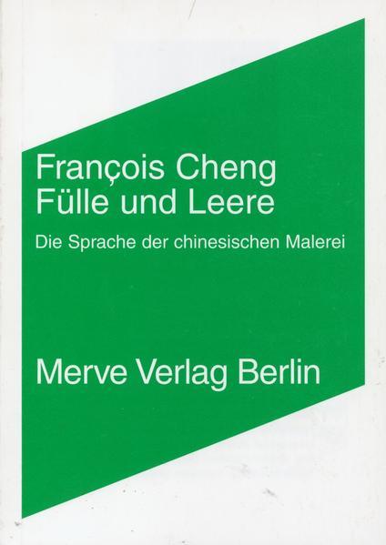 Fülle und Leere - Coverbild