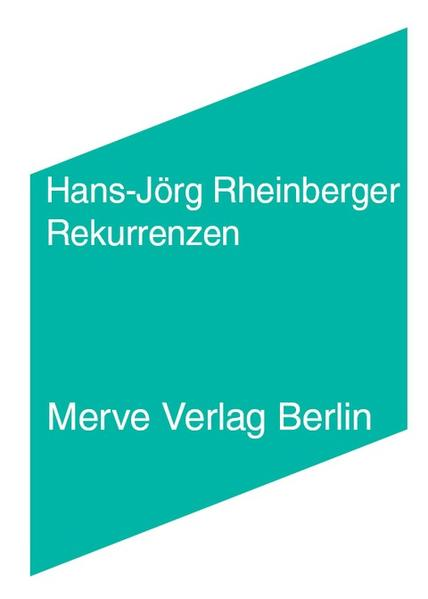 Rekurrenzen - Coverbild