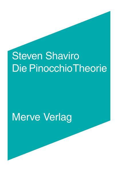 Die Pinocchio Theorie - Coverbild