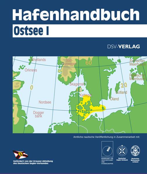 Hafenhandbuch Ostsee I Grundwerk 2016 (mit Ordner) - Coverbild