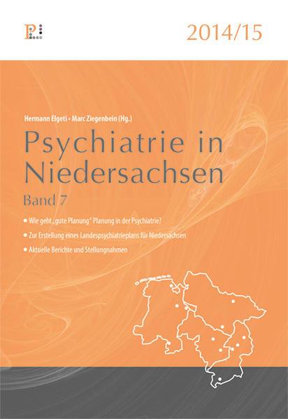 Psychiatrie in Niedersachsen 2013 - Coverbild