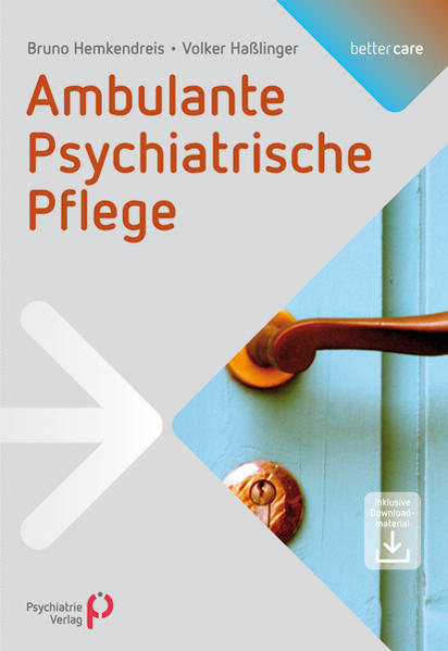 Ambulante Psychiatrische Pflege - Coverbild