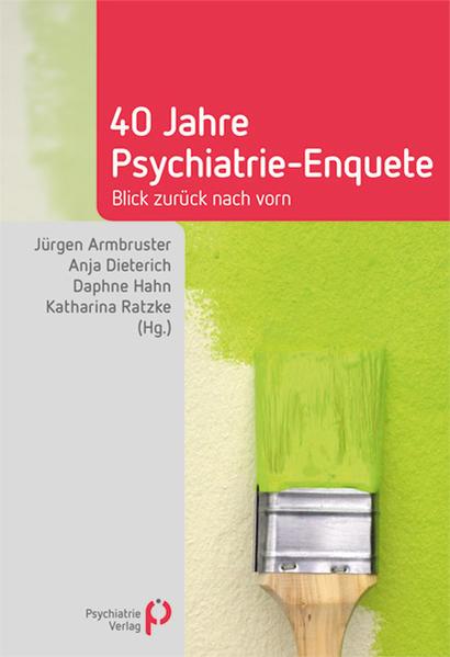 40 Jahre Psychiatrie-Enquete - Coverbild