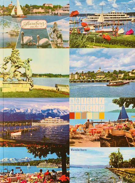Hotel Daheim - Coverbild