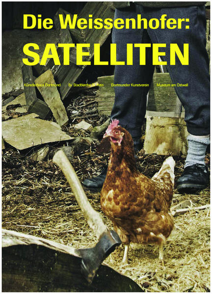 Die Weissenhofer: Satelliten - Coverbild