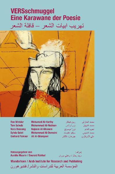 Versschmuggel - Eine Karawane der Poesie - Coverbild