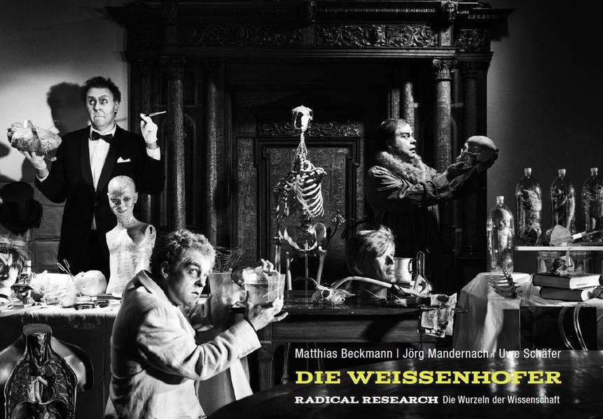 Die Weissenhofer - Coverbild
