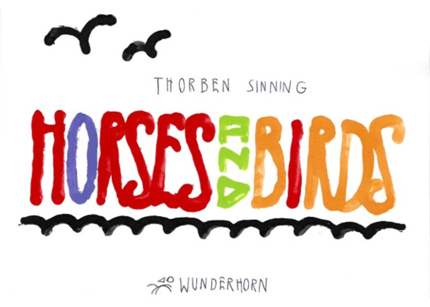 Horses and Birds - Coverbild