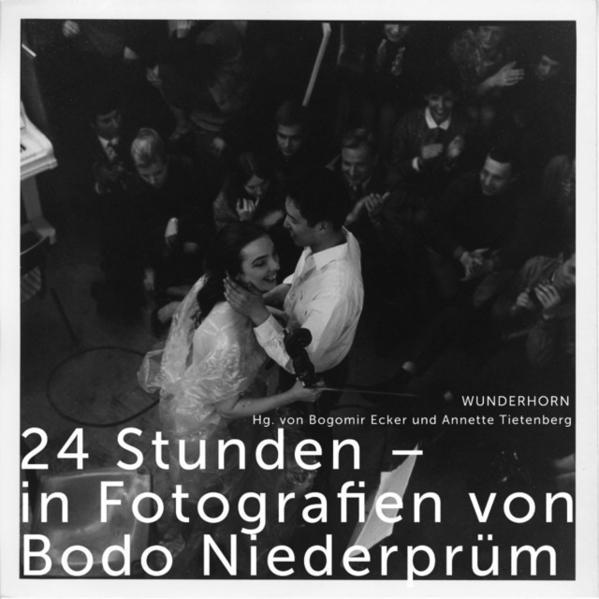 24 Stunden - in Fotografien von Bodo Niederprüm - Coverbild