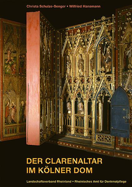 Der Clarenaltar im Kölner Dom - Coverbild