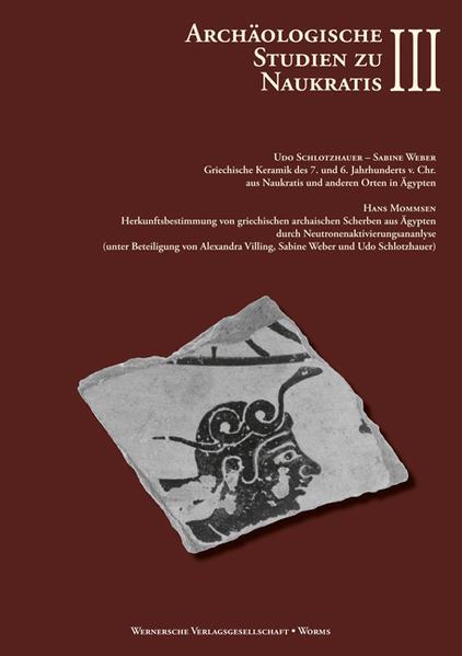 Archäologische Studien zu Naukratis - Band III - Coverbild