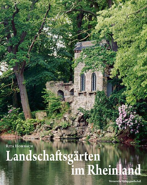 Landschaftsgärten im Rheinland - Coverbild