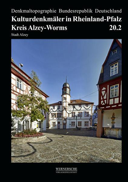 Kreis Alzey-Worms - Coverbild