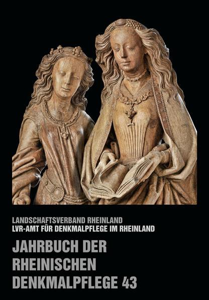 Jahrbuch der rheinischen Denkmalpflege Band 43 - Coverbild