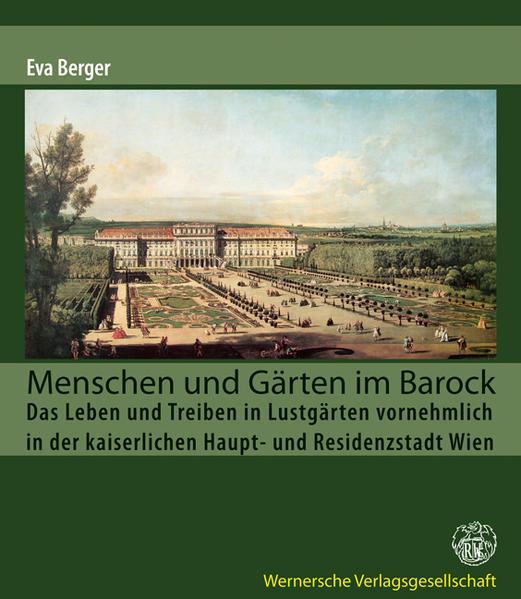 Menschen und Gärten im Barock - Coverbild