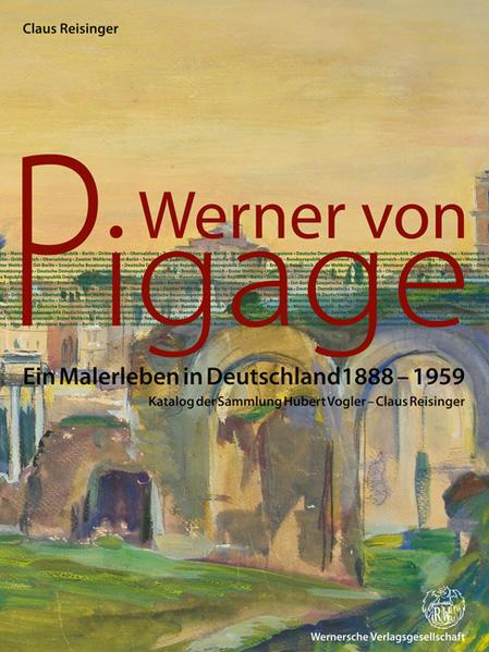 Werner von Pigage - Coverbild