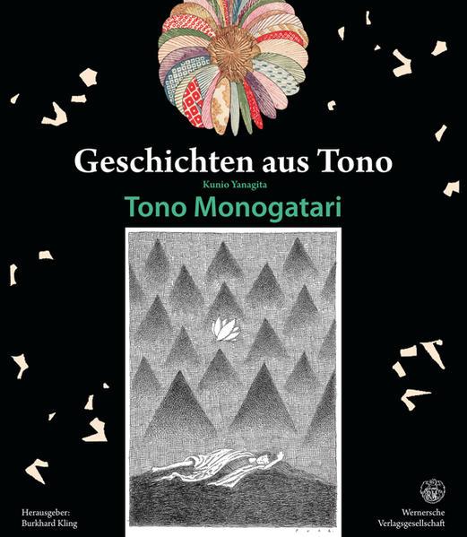 Kunio Yanagita: Geschichten aus Tono Tono Monogatari - Coverbild