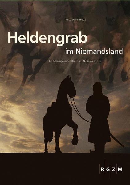 Heldengrab im Niemandsland - Coverbild