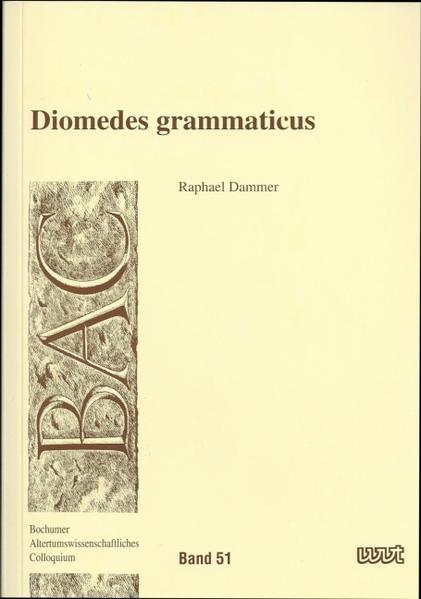 Diomedes grammaticus - Coverbild