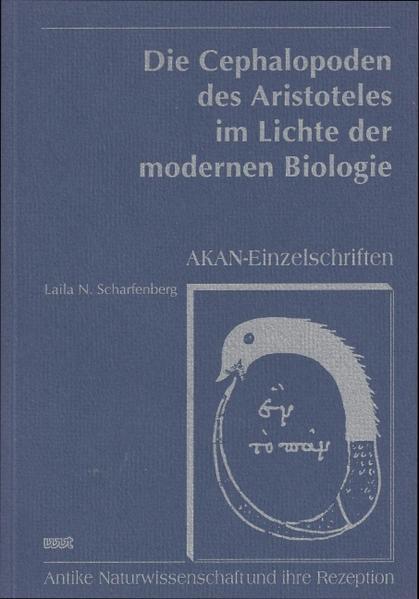 Die Cephalopoden des Aristoteles im Lichte der modernen Biologie - Coverbild