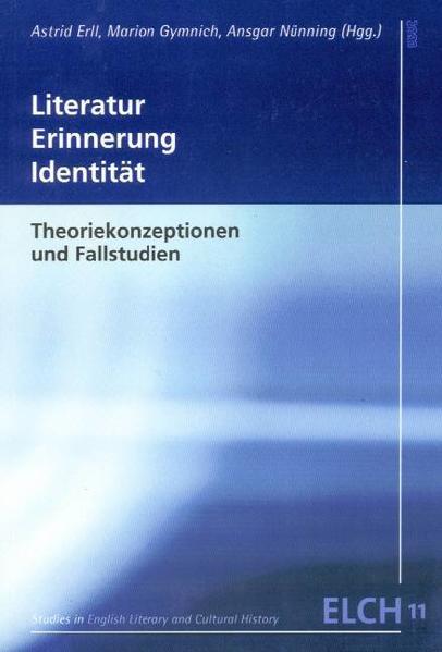 Literatur - Erinnerung - Identität - Coverbild