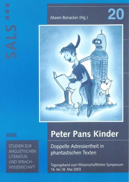 Peter Pans Kinder - Coverbild