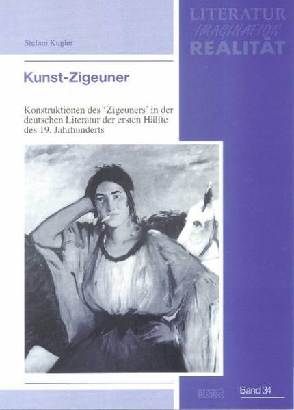 Kunst-Zigeuner - Coverbild