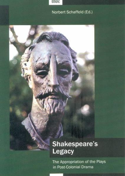 Shakespeare's Legacy - Coverbild