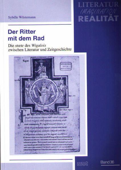 Der Ritter mit dem Rad - Coverbild