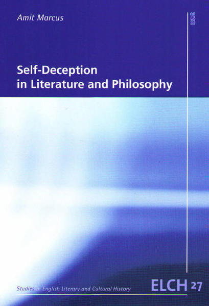 Self-Deception in Literature and Philosophy - Coverbild