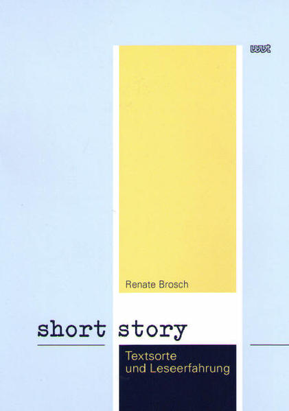 Short Story - Coverbild