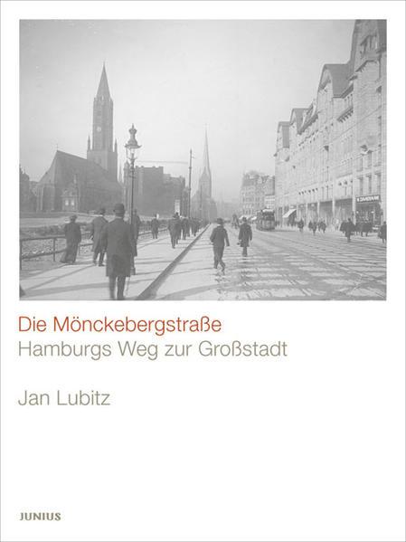 Die Mönckebergstraße - Coverbild