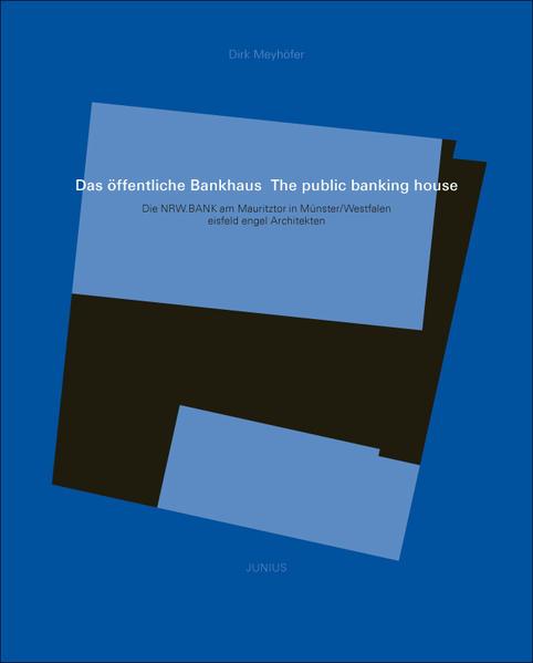 Das öffentliche Bankhaus. The public banking house - Coverbild