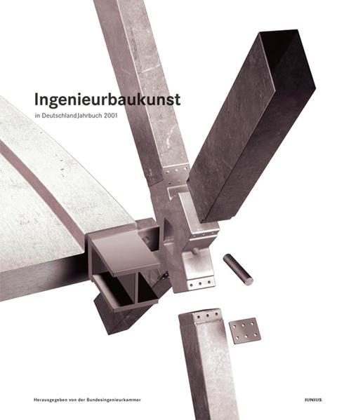 Ingenieurbaukunst. Jahrbuch 2001 - Coverbild