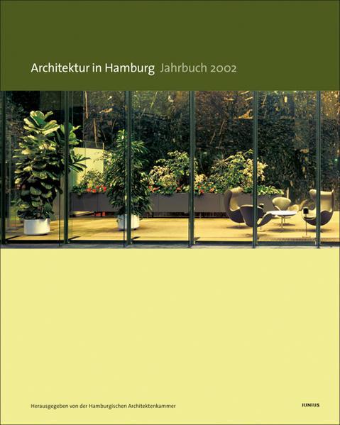 Architektur in Hamburg - Coverbild