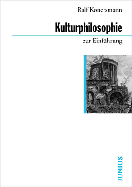 Kulturphilosophie zur Einführung - Coverbild