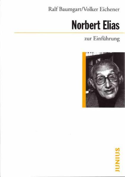 Norbert Elias zur Einführung - Coverbild