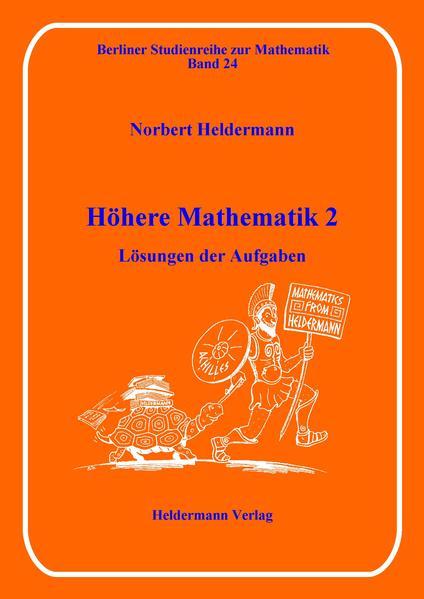 Höhere Mathematik 2 - Coverbild